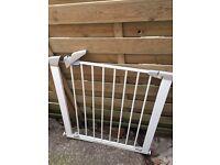 2x Lindham Stair Gate