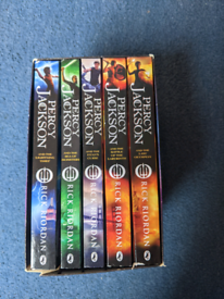Percy Jackson Book Collection.