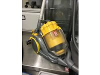 Dyson yellow Vacuum Cleaner,