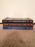Suzanne Collins complete Hunger Games 3 book series