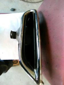2013-2017 Ford Fusion Rear Exhaust chrome Tip Right Side,