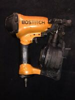 """Bostitch 1-3/4"""" coil roofing nailer"""