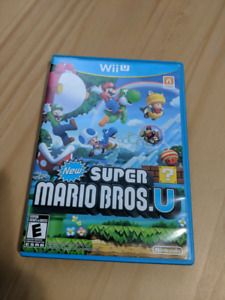 WiiU and Wii games for sale