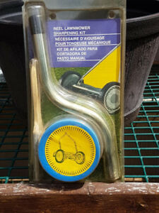push reel mower sharpening kit