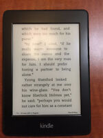 """Kindle Paperwhite, 6"""" High-Resolution with Built-in Light"""