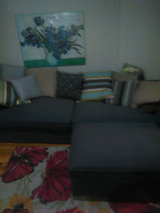 AWESOME IKEA COUCH--DELIVERY IN HRM