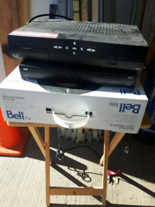 Bell receivers