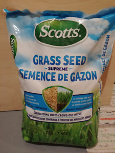 Scotts – Semence de gazon Supreme/Scotts Supreme Grass Seed