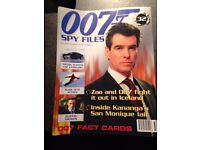 James Bond 007 Spy Files Collection