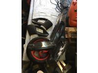 Gilera runner panels rear wheel handle bars