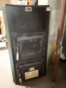 Duo-Therm wood furnace for sale