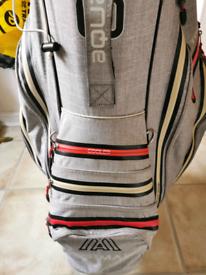 Big max aqua tour 3 Cart bag.
