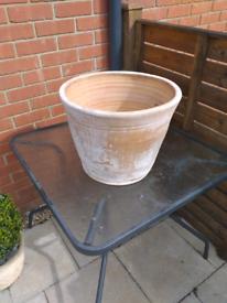 Large terracotta plant pot Pot