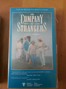 The Company of Strangers (VHS format)