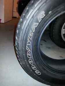 Goodyear Fortera  245'65-R17
