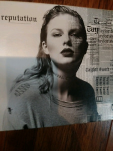 Box Only Taylor Swift - Reputation