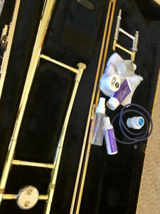 Bach Trombone (includes all accessories)