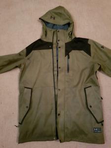 Under Armour ski snowboard mens jacket