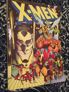 X-Men - The Asgardian Wars - autographed - soft cover book