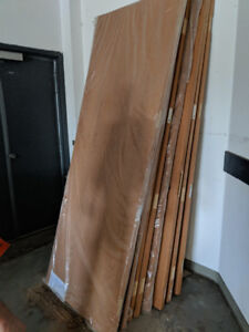 Office doors - firerated - new - heavy