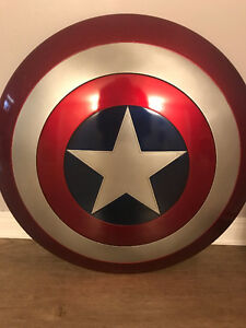 Captain America shield lifesize 1:1 Marvel Legends