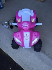 Disney four wheeler for kids
