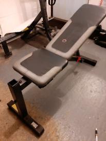 Fitness and weight training equipment