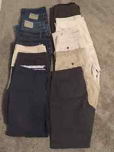 $80OBO 38X34 & 36X34Jeans Dress pants shorts All Great/New cond