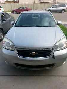 2006 Chevrolet Malibu lt Sedan need to gone Asap