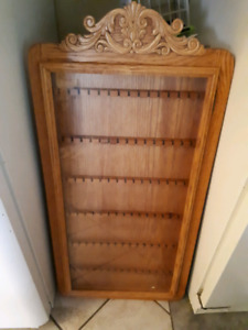 90 place spoon rack for sale with spoons first lot