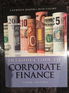 Introduction to Corporate Finance - Third Edition