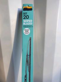 Halfords wiper blades