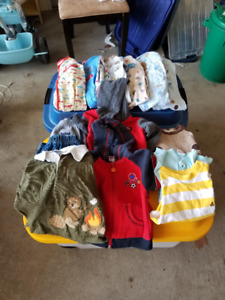 Baby Clothes - Lot K - Size 18-24 Months