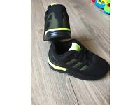 Boys infant adidas trainers brand new