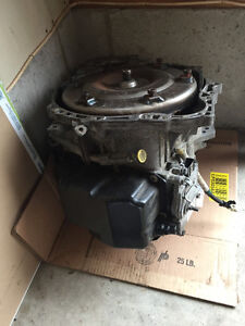 automatiic transmission-Volvo S40