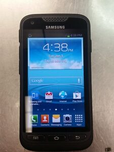 Bell / Virgin Samsung Rugby LTE, Good Condition