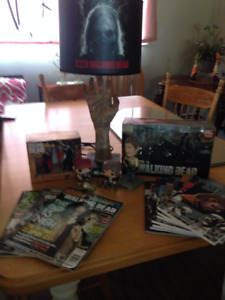 The Walking Dead Collectibles