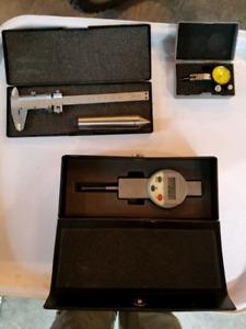 Machinist tools / mechanic tools