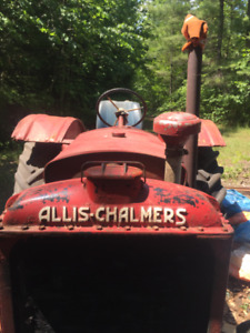 REDUCED!!! 1938  Allis-Chalmers, Antique Tractor