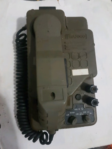 old military phone