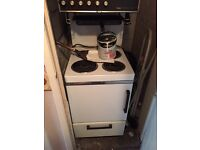 Cooker Free for parts or repair