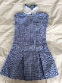Girls School Summer Dress Age 3-4