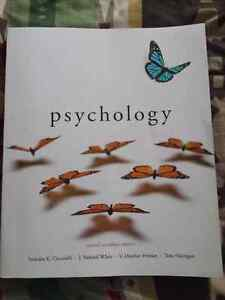 Psychology second edition Cicarelli red river college