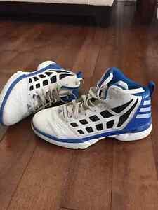 Men's adidas basketball shoe