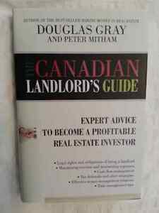 """""""The Canadian Landlord's Guide"""" (Hardcover, 2008) London Ontario image 1"""