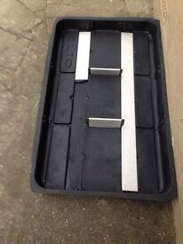 Renault Clio Boot Tray