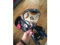 Wilson Deep Red golf clubs
