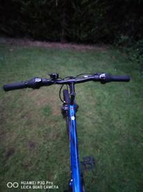 Muddy Fox typhoon mountain bike