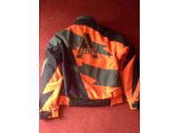 Akito Viper motorbike jacket