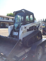 Skidsteer for rent or hire